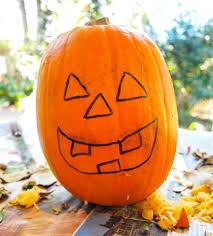 Pumpkin Head 2017 by Drawing On A Pumpkin How To Draw Pumpkin Head Youtube Drawing