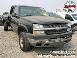 2004 Chevy Silverado Truck Parts ✓ All About Chevrolet