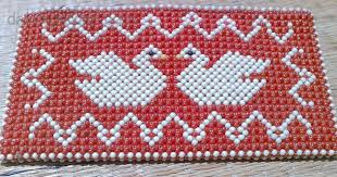 Crafts Hobbies Bead Craft Of My Aunt 1 By Dinu