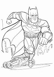 Awesome Coloring Pages Printable Batman