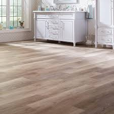 Grip Strip Vinyl Flooring by Trafficmaster Allure 6 In X 36 In Khaki Oak Luxury Vinyl Plank