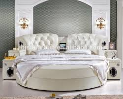 Mordern Design Music Round Bed With Build in Speaker For Sale
