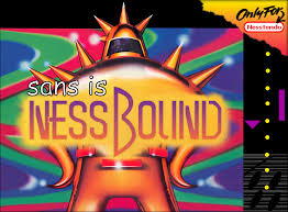 Earthbound Halloween Hack Final Boss by Sans Is Nessbound Buttercup Briskets U0027s 2017 Pk Hack Forum
