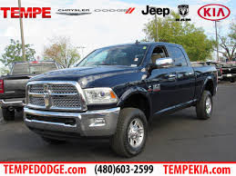 100 2013 Ram Truck PreOwned 2500 Laramie Crew Cab Pickup In Tempe JD15064A