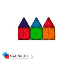 Picasso Magnetic Tiles Vs Magna Tiles by Amazon Com Magna Tiles Clear Colors 100 Piece Set Industrial