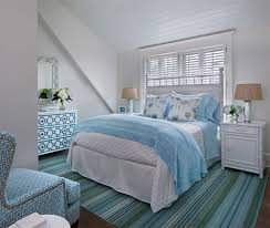white and blue bedrooms cottage bedroom cottage company