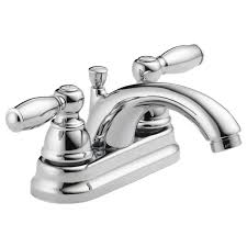 Delta Leland Bathroom Faucet Cartridge by P299675lf Bn Two Handle Lavatory Faucet