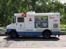 Thief Caught After Using An Ice Cream Van As A Getaway Vehicle
