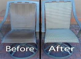 Diy Replace Patio Chair Sling by Remove The Old Sling How To Repair Aluminum Patio Chairs This