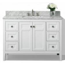 Home Depot Bathroom Vanities 48 by Bathroom Base Vanity Cabinet 48 Vanity Menards Bathroom Vanity