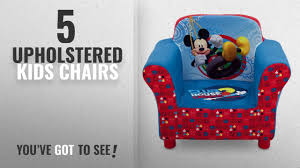 Top 10 Upholstered Kids Chairs [2018]: Delta Children Disney Mickey Mouse  Upholstered Chair Wood Delta Children Kids Toddler Fniture Find Great Disney Upholstered Childs Mickey Mouse Rocking Chair Minnie Outdoor Table And Chairs Bradshomefurnishings Activity Centre Easel Desk With Stool Toy Junior Clubhouse Directors Gaming Fancing Montgomery Ward Twin Room Collection Disney Fniture Plano Dental Exllence Toys R Us Shop Children 3in1 Storage Bench And Delta Enterprise Corp Upc Barcode Upcitemdbcom