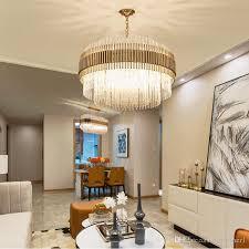 großhandel modern kristall kronleuchter luxus wohnzimmer edelstahl schlafzimmer runde hotellobby kunst licht luxus restaurant beleuchtung led
