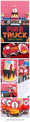 208 Best Firetruck Party Ideas Images On Pinterest | Fire Truck ... Childrens Parties F4hire Firetruck Themed Birthday Party With Free Printables How To Nest A Twoalarm Fireman Spaceships And Laser Beams Amazoncom Creative Converting Fire Truck Lunch Plates 8ct Toys Great Idea For Firemen Bachelor Party Start Decorations Liviroom Decors Special 43 Best Firefighter Ideas Images On Pinterest Firetruck Birthday Card Happy