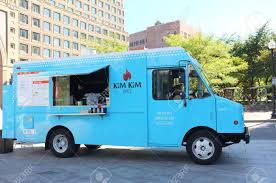 BOSTON, OCT. 7: Kim Kim BBQ Food Truck Parked In Downtown Boston ... Boston Food Trucks Are Going To Test Latenight Hours Updated Amigos Locos Roaming Hunger Central Square Truck Festival University Park 14 Vegan In Tourist Your Own Backyard Fileboston Food Truck 02jpg Wikimedia Commons Best Image Kusaboshicom Mexican Trucksabroso Tequeria Built By Apex Specialty Vehicles Office Workers On Lunch Break At In Dtown Stock Perros Paisas Chubby Chick Pea License For 992 Picfair