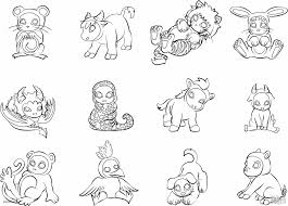 Childrens Coloring Pages Animals Unique Fresh Od Dog