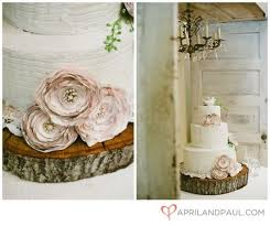 The Honey Pot Rustic Wedding Cake So Pretty