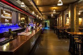 Vintage Industrial Bar Nightlife
