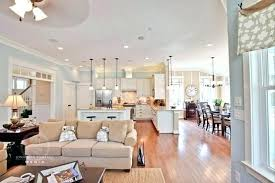 Open Kitchen And Living Room Lovely Dining With Regard To Other Fanciful Look