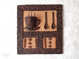 Diy 3d Coffee Cup Wall Decor 15 Themed Kitchen