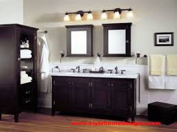 Industrial Modern Bathroom Mirrors by Home Decor Bathroom Vanity Light Fixtures Industrial Looking
