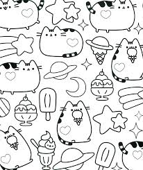 Coloring Sheets Kawaii Crush Pages On Astounding In Picture Pag