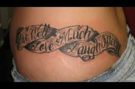 Tattoo Ideas For Women Quotes 2
