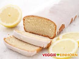saftiger veganer zitronenkuchen