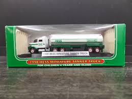 1998 MINI HESS TANKER TRUCK Donated By: WPBS SUPPORTER Buy It Now ... Amazoncom Hess 1997 Toy Truck With 2 Racers Toys Games Toys Values And Descriptions Set Of 16 Hess Miniature Trucks 1998 To 2013 Nib 1869019 Trucks Lot 1999 2000 2001 New In The Box For Recreation Van Dune Buggy 3 Pin Back Button On Sale With Motorcycle Ebay Posts Facebook Tanker Truck First In A Series Mib Tanker This Is The First Mini Knock Off Truck Youtube Trucks Roll Out Every Winter Bring Joy To Collectors