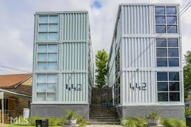 100 Shipping Containers For Sale Atlanta Built Of Shipping Containers Threestory Dwelling In S Old