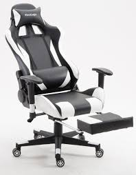 ViscoLogic SpeedX Ergonomic Gaming Chair For PC Video Game Computer ... Rseat Gaming Seats Cockpits And Motion Simulators For Pc Ps4 Xbox Pit Stop Fniture Racing Style Chair Reviews Wayfair Shop Respawn110 Recling Ergonomic Hot Sell Comfortable Swivel Chairs Fashionable Recline Vertagear Series Sline Sl2000 Review Legit Pc Gaming Chair Dxracer Rv131 Red Play Distribution The Problem With Youtube Essentials Collection Highback Bonded Leather Ewin Computer Custom Mercury White Zenox Galleon Homall Office