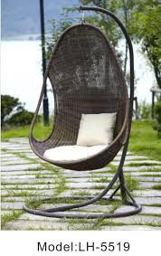 Glamorous Outdoor Rattan Swing Chair Big Round Wicker Nest Suppliers Inside Inspirations 9