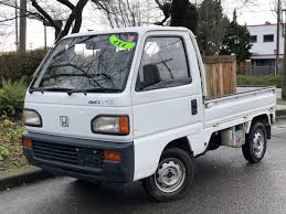 100 Kei Truck For Sale 1991 Honda Acty Attack RealTime 4WD AdamsGarage