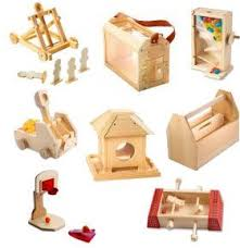 Wood Crafts Kids Clipart