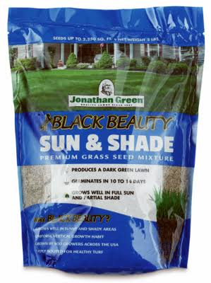 Jonathan Green Sun and Shade Grass Seed Mix - 3lb