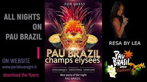 100 Pau Brazil LATINO PAU BRAZIL Version EL CHATO
