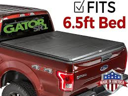 100 Truck Bed Covers Ford F150 Amazoncom Gator SR1 RollUp Fits 20152019 65 FT