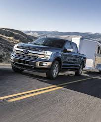 2018 RV & Trailer Towing Guide — F-150 And Raptor
