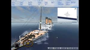 ship simulator 2008 titanic sinking youtube