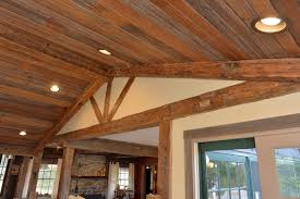 100 Cieling Beams Ceiling Authentic Antique Lumber