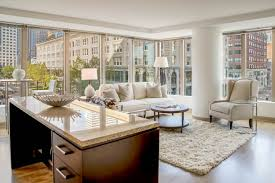 Modern Country French Living Rooms by Boston Apartments Rental Luxury Apartments Boston