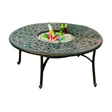 Patio Tablecloth With Umbrella Hole by Coffee Table Astounding Round Outdoor Coffee Table Umbrella Hole