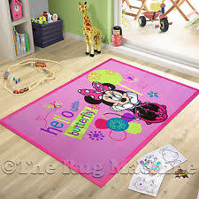 minnie mouse rug