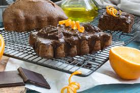 Nordic Ware Pumpkin Loaf Pan Recipe by Chocolate Orange U0026 Evoo Loaf Cake U2013 Tasty Mediterraneo
