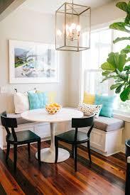 Kitchen Nook Design Alluring Decor Inspiration Df Breakfast L Shaped