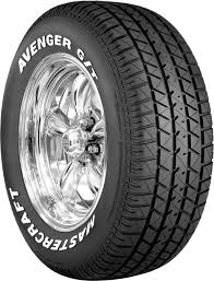 Amazon.com: Mastercraft Avenger G/T All-Season Radial Tire - P215 ...