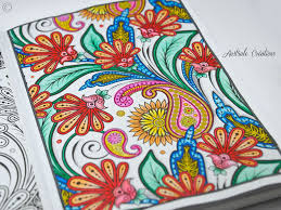 Art Thrapie Le Coloriage Anti Stress Coloriage Pinterest Art