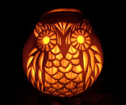 Best Way To Carve A Pumpkin Lid by How To Carve A Pumpkin Owl 7 Steps With Pictures
