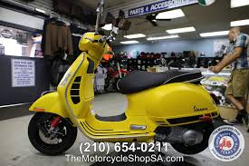 The Unmistakable Vespa Touch