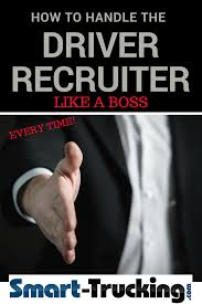 100 Truck Driver Recruiter The Best 5 Ways For Ers To Handle The