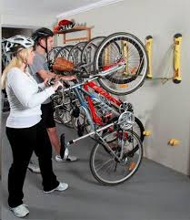 Wall Mount Bike Racks NYC No more lifting your bike after a long